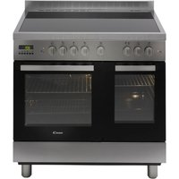 CANDY CCV9D52X Electric Ceramic Range Cooker - Stainless Steel, Stainless Steel