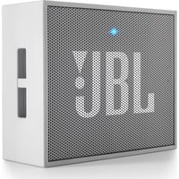 JBL GO Portable Wireless Speaker - Grey, Grey