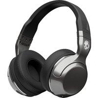 SKULLCANDY Hesh 2.0 Wireless Bluetooth Headphones - Silver & Black, Silver