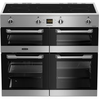 LEISURE Cuisinemaster CS100D510X Electric Induction Range Cooker - Stainless Steel, Stainless Steel