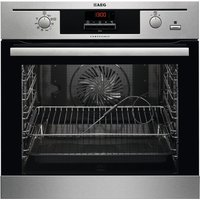 AEG Steambake BE500452DM Electric Oven - Stainless Steel, Stainless Steel