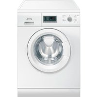 SMEG WDF14C7 Washer Dryer - White, White
