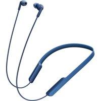 SONY Extra Bass MDR-XB70BTL Wireless Bluetooth Headphones - Blue, Blue sale image