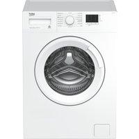 BEKO WTB620E1W 6 kg 1200 Spin Washing Machine - White, White