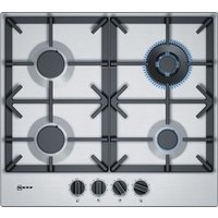 NEFF T26DS59N0 Gas Hob - Stainless Steel, Stainless Steel