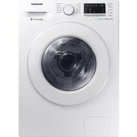 Samsung Washer Dryer WD80M4B53IW/EU 8 kg  - White, White