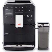Melitta Caffeo Barista Ts F85/0-102 Smart Bean To Cup Coffee Machine - Black, Black