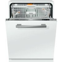 Miele G6775scvi Xxl Full-size Fully Integrated Dishwasher - Stainless Steel, Stainless Steel
