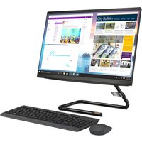 "LENOVO IdeaCentre A340-22AST 21.5"" AMD A9 All-in-One PC - 128 GB SSD, Black, Black"