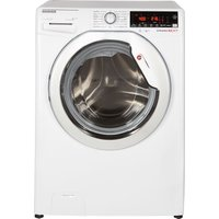 Hoover Dynamic DWOAD69AHC7 WiFi-enabled 9 kg 1600 Spin Washing Machine - White, White