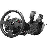 THRUSTMASTER TMX Force Feedback PC & Xbox One Wheel & Pedal Set - Black, Black
