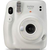 INSTAX mini 11 Instant Camera - Ice White, White