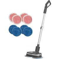 AIRCRAFT PowerGlide+ Upright Hard Floor Cleaner - Grey, Grey