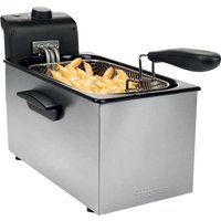 Click to view product details and reviews for Tristar Fr 6946 Deep Fryer Silver Silver.