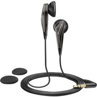 SENNHEISER MX 375 Headphones - Black, Black