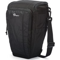 LOWEPRO Toploader 55 AW II DSLR Camera Bag - Black, Black