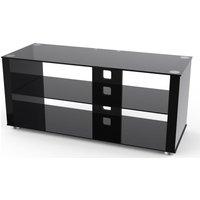 TTAP Elegance 800 TV Stand - Black, Black