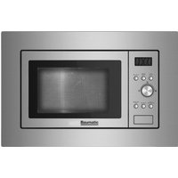 BAUMATIC BMIS3817 Built-in Solo Microwave - Stainless Steel, Stainless Steel