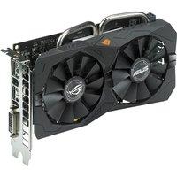 Asus Radeon Rx 560 4 Gb Rog Strix Graphics Card