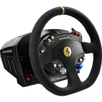 Thrustmaster Ts-pc Racer Ferrari 488 Challenge Edition Racing Wheel - Black, Black