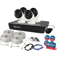 SWANN SWNVK-885804 8-Channel 4K Ultra HD Security System