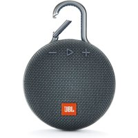 JBL Clip 3 Portable Bluetooth Speaker - Blue, Blue