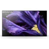 65 Bravia Kd65af9bu Smart 4k Ultra Hd Hdr Oled Tv, Gold