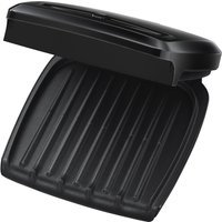 GEORGE FOREMAN 23411 Compact Grill - Black, Black
