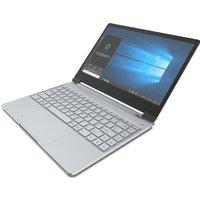 "GEO Book3 13.3"" Intel® Celeron N3550 Laptop - 32 GB eMMC, Silver, Silver"