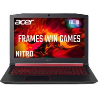 "Acer Nitro 5 AN515-52 15.6"" Intel Core i5 GTX 1050 Gaming Laptop - 256 GB SSD"
