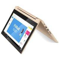 "LENOVO C330 11.6"" MediaTek Chromebook - 32 GB eMMC, Gold"