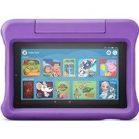 "AMAZON Fire 7 Kids Edition 7"" Tablet (2019) - 16 GB, Purple, Purple"