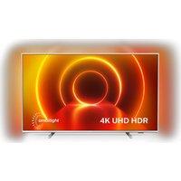 "70"" PHILIPS 70PUS7855 4K Ultra HD HDR LED TV with Amazon Alexa"