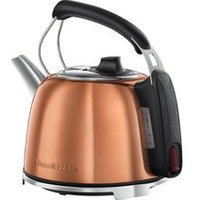 RUSSELL HOBBS K65 Anniversary Traditional Kettle - Copper