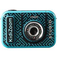 VTECH KidiZoom Studio Compact Camera - Blue & Black, Blue