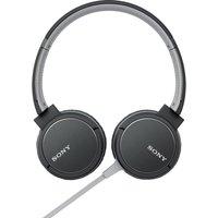 SONY MDR-ZX660AP Headphones - Black, Black