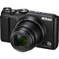NIKON COOLPIX A900 Superzoom Compact Camera - Black, Black