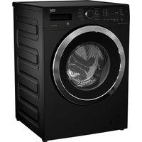 BEKO WX943440B Washing Machine - Black, Black