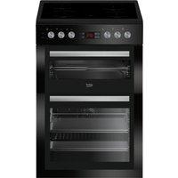 BEKO Select XDC6NT54K 60 cm Electric Cooker - Black, Black