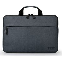 PORT DESIGNS Belize 15.6 Laptop Case - Grey, Grey