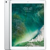 Apple 12.9 Ipad Pro Cellular - 256 Gb, Silver (2017), Silver