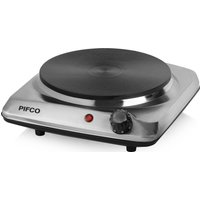 PIFCO P15003 Single Boiling Ring - Stainless Steel, Stainless Steel