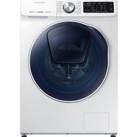 Samsung Wd80n645oow/eu Smart 8 Kg Washer Dryer - White, White