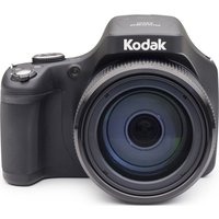 Kodak PIXPRO AZ901 Bridge Camera - Black, Black