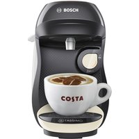 TASSIMO by Bosch Happy TAS1007GB Coffee Machine - Cream, Cream