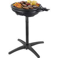 George Foreman 22460 Indoor/outdoor Grill - Black, Black