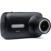 NEXTBASE 322GW Full HD Dash Cam - Black, Black