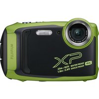 FUJIFILM FinePix XP140 Tough Compact Camera - Lime
