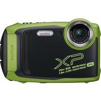 Fujifilm FinePix XP140 Tough Compact Camera - Lime, Lime