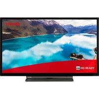 "24"" TOSHIBA 24WL3A63DB Smart HD Ready LED TV"